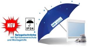 Schirm IP21 B6